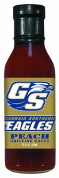 Georgia Southern Eagles Peach Grilling Sauce Hot Sauce Harry's