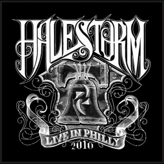 Halestorm ~ Live in Philly 2010 (new)