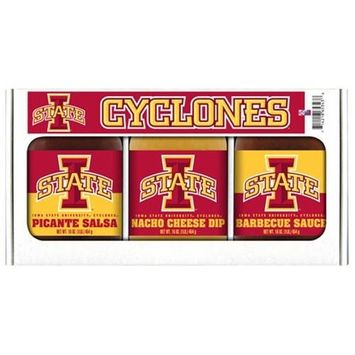 Iowa State Cyclones Triple Play Hot Sauce Harry's