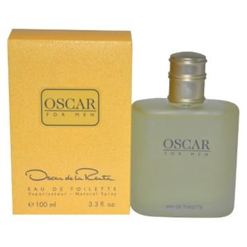 Oscar de La Renta Men's Oscar Dela Renta by Oscar De La Renta Eau de Toilette (Yellow