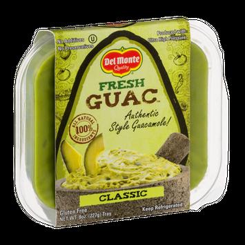 Del Monte® Fresh Guac Classic
