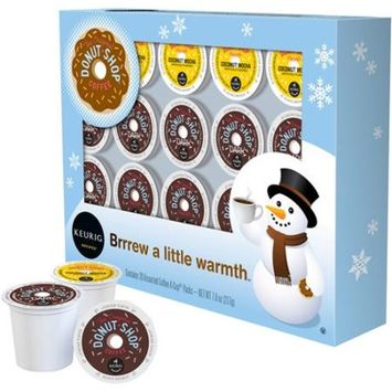 Keurig Holiday The Original Donut Shop Coffee K-Cups Coffee, 20 count, 7.6 oz