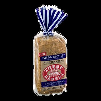 Three Bakers Gluten Free Bread 7 Ancient Grains