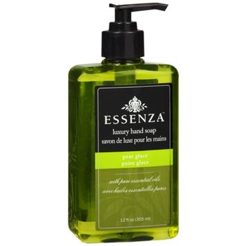 Essenza Luxury Hand Soap Glace, Pear, 12 fl oz