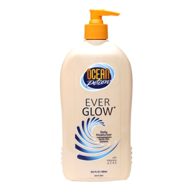 Ocean Potion Suncare Everglow Daily Moisturizer with Gentle Skin Darkener