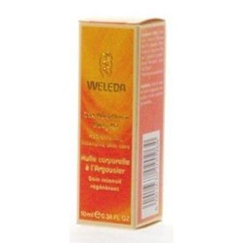 Weleda - Body Oil Sea Buckthorn 0.34 Ounces
