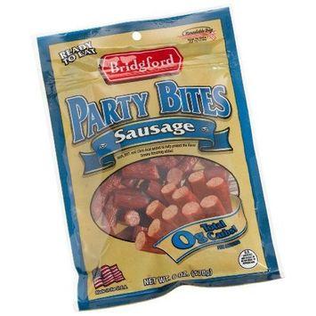 Bridgford Original Party Bites Sausage, 6-Ounce Pouches (Pack of 6)