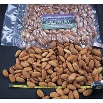 BULK F Nuts Almonds, 5-Pound ( Multi-Pack)