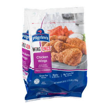 Pilgrim's Wing Dings Chicken Wings