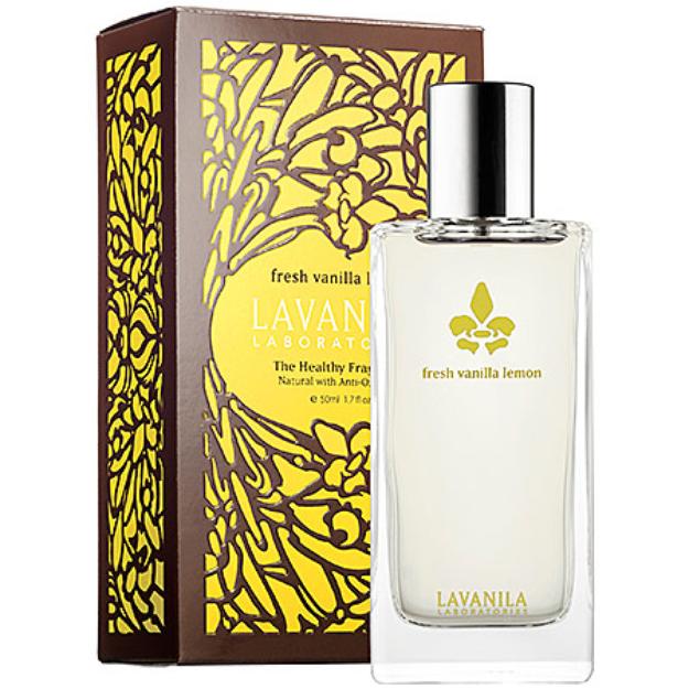 LAVANILA Fresh Vanilla Lemon Fragrance 1.7 oz Eau de Parfum Spray
