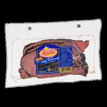 Aaron's Best Smoked Beef Pastrami