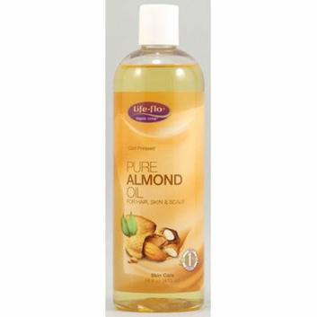 Life-Flo Pure Almond Oil 16 fl oz
