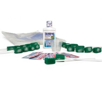 Medline Extended Oral Care Kit with Biotene 20 Count