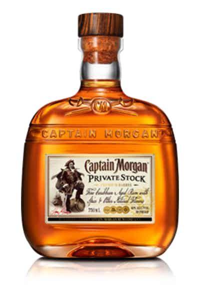 Captain Morgan Rum Private Stock