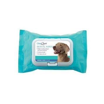 Clearquest Dental Pet Wipes