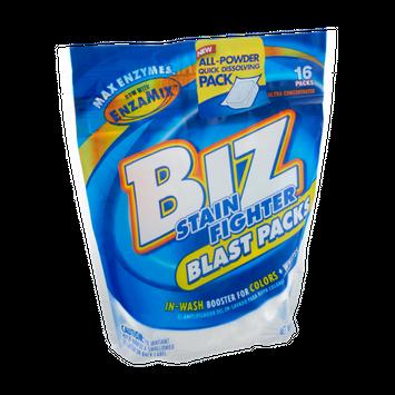 Biz Stain Fighter Blast Packs - 16 CT