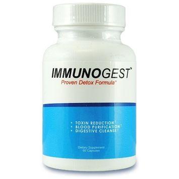 Immunogest Reduce Toxins Purify Blood Get Rid of Eczema