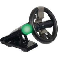 CTA Digital Playstation Move Racing Wheel with Stand