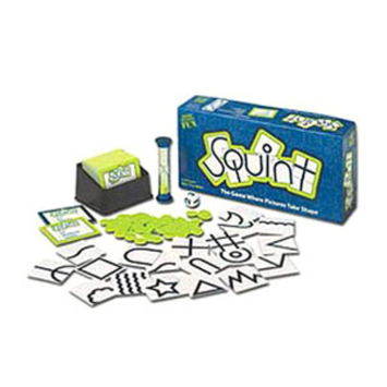 Squint Card Game Ages 12+, 1 ea