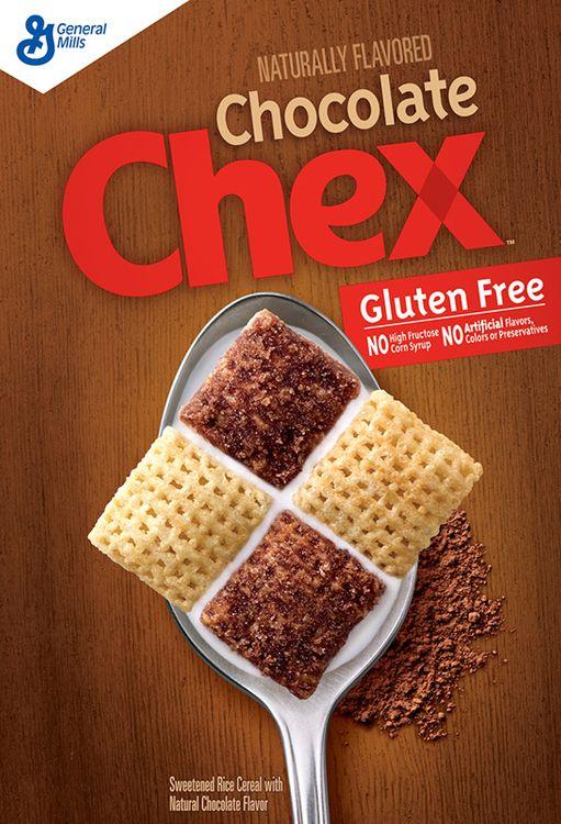 Chex™ Gluten Free Chocolate