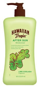 Hawaiian Tropic® Lime Coolada After Sun Moisturizer