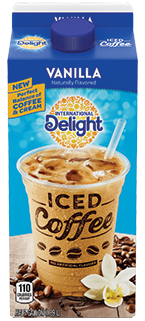 International Delight Coffee & Cream Vanilla Iced Coffee Drink