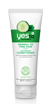 Yes To Cucumbers Volumising Conditioner