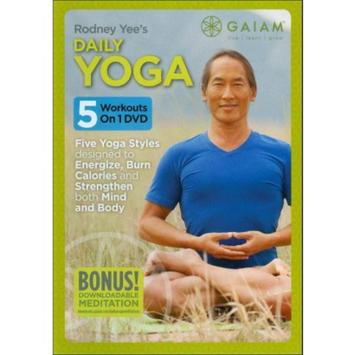 Gaiam Rodney Yee's Daily Yoga - DVD
