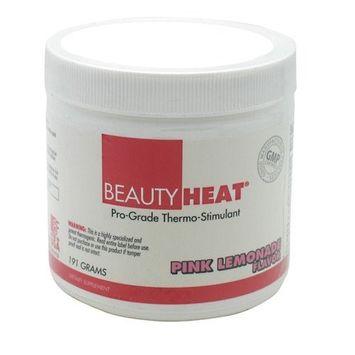 BeautyFit BeautyHeat Pink Lemonade - 188g (38 Servings)