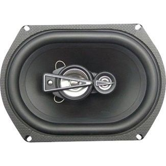 Lanzar Max High Power 8x12 Inch Speaker - MX8124
