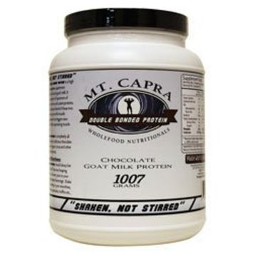Tropical Traditions Mt. Capra Double Bonded Protein Chocolate