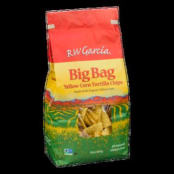 RW Garcia Tortilla Chips Yellow Corn Big Bag