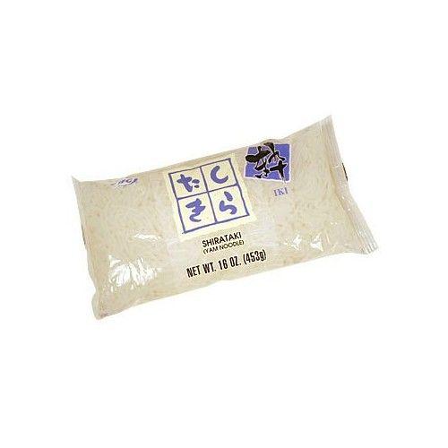 JFC White Shirataki Noodles 16.0 oz