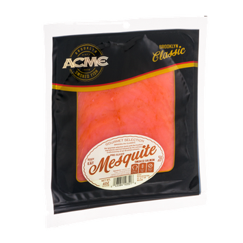 Acme Mesquite Smoked Salmon Brooklyn Classic