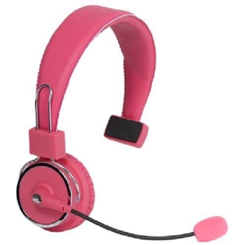 Blue Tiger Dark Pink Breast Cancer Awareness Elite Wireless Bluetooth Headset