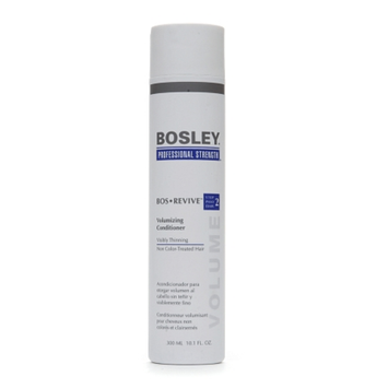 Bosley Professional Strength Bos Revive Volumizing Conditioner Step 2