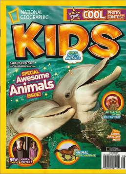 Kmart.com National Geographic Kids Magazine - Kmart.com