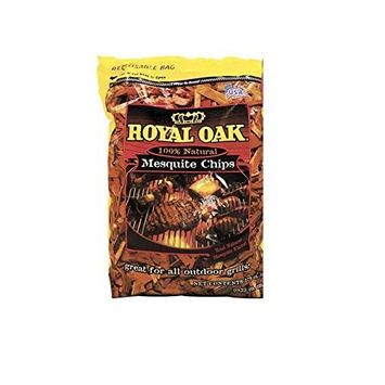 Royal Oak 199301095 Mesquite Wood Chips