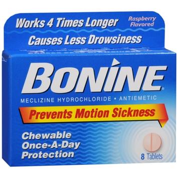 Bonine Motion Sickness Protection
