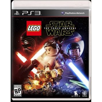 Warner Brothers LEGO Star Wars Force Awakens - Walmart Exclusive (PS3)