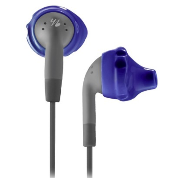 Yurbuds Inspire Vivid Sports In-Ear Headphones - Blue