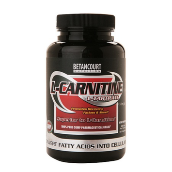Betancourt Nutrition L-Carnitine L-Tartrate 1000mg
