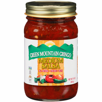Green Mountain Gringo Medium Salsa