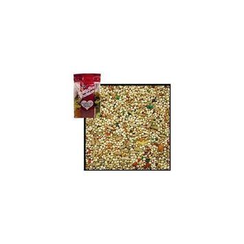 PRETTY BIRD INTERNATIONAL INC Pretty Bird International BPB61625 Premium Blend Budgie/Parakeet Food, 25-Pound