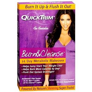 QuickTrim Burn & Cleanse