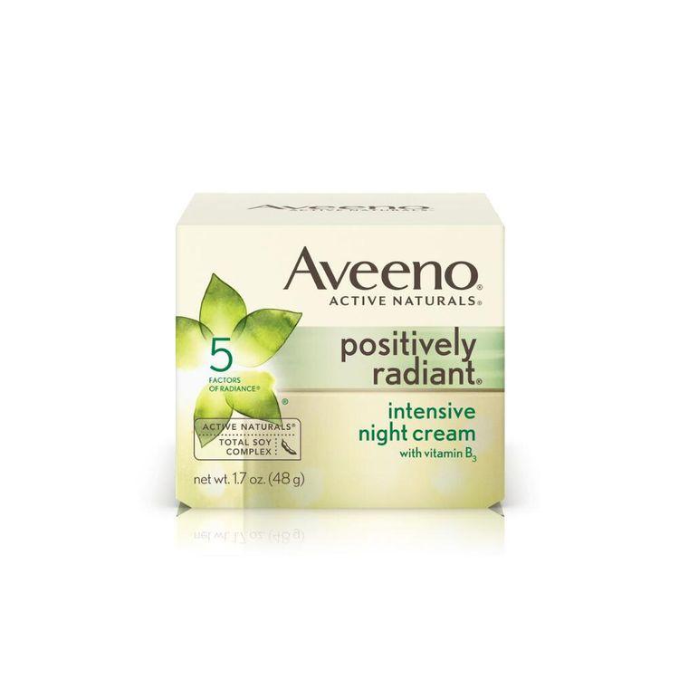 Aveeno® Positively Radiant® Intensive Night Cream