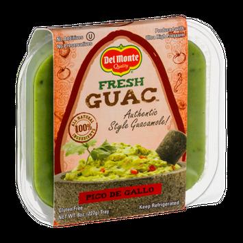 Del Monte® Fresh Guac Pico De Gallo