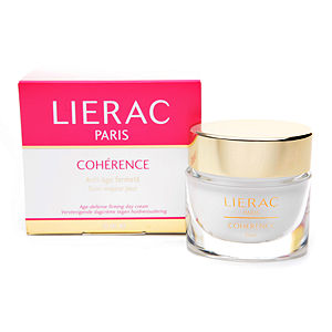 Lierac Paris Coherence Age-defense Firming Day Cream