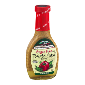 Maple Grove Farms of Vermont Sugar and Gluten Free Dressing Tomato Basil