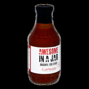 Cortazzo Awesome In A Jar Original BBQ Sauce